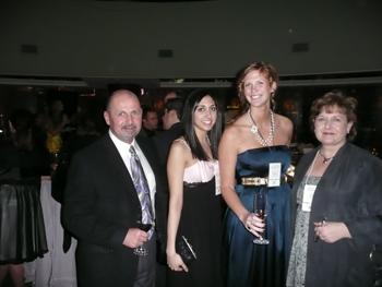 YMA Fashion Scholarship Fund Scholar, $5,000 Award winner, 2008